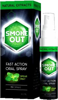 Спрей Smoke Out.